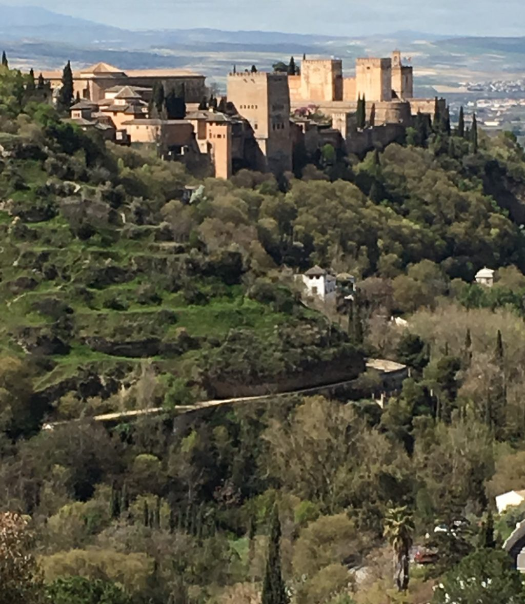 "Does the Alhambra have a ""bad side?"""