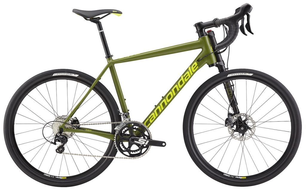 Cannondale Slate 105 gravel bike