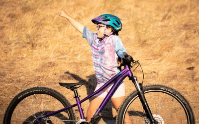 Guest post: What to look for in a girls' mountain bike