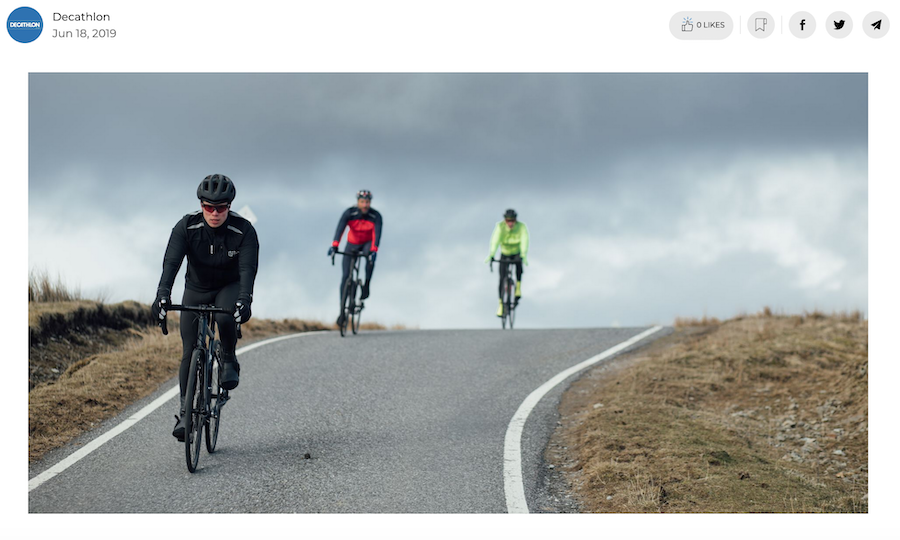 What are the best winter sportives in the UK