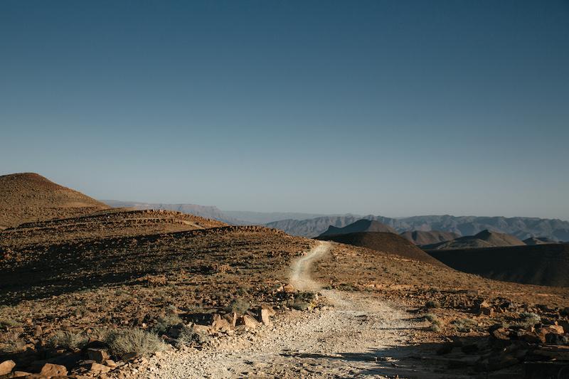 Atlas Mountain Race Route