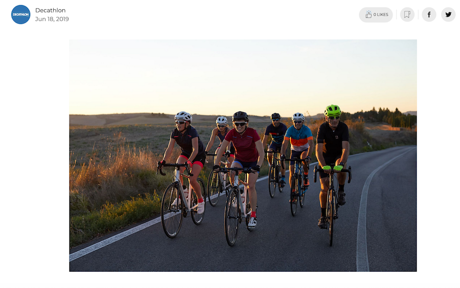 You can ride 100 miles, here's how