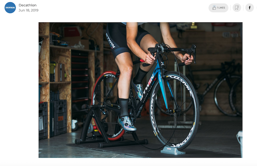 Ideas for your turbo trainer