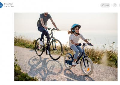 What to look for in a kids' bike?