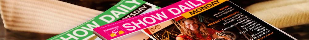 Show Daily header