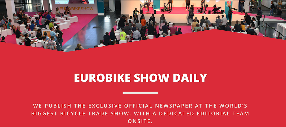Eurobike Show Daily