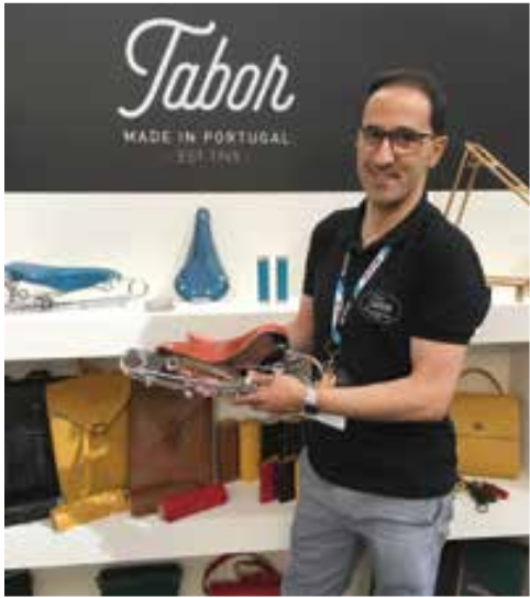 Tabor fine leather products