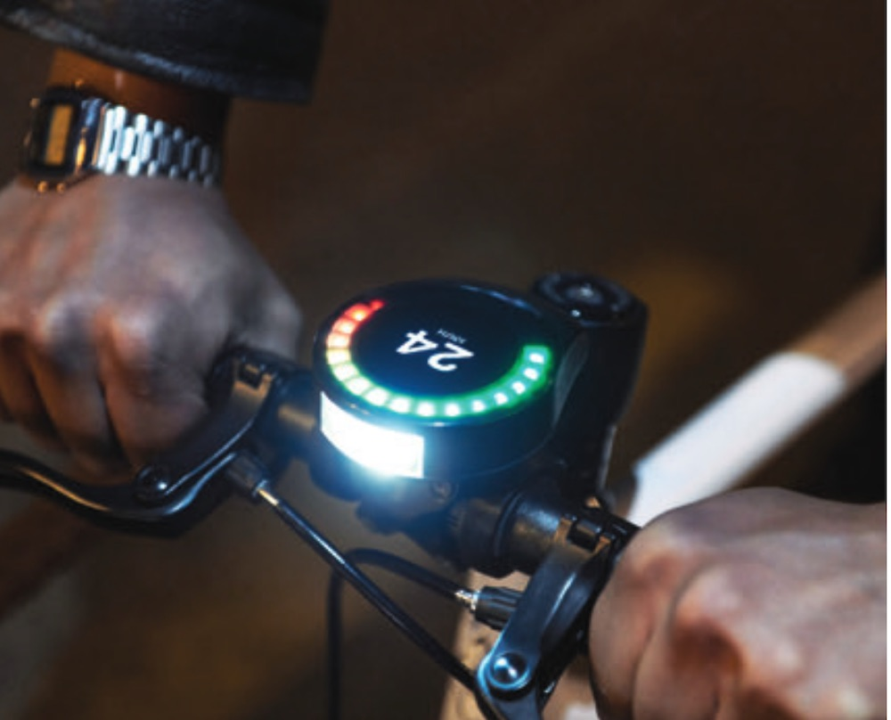 IoT devices and apps for your bike make smart choices