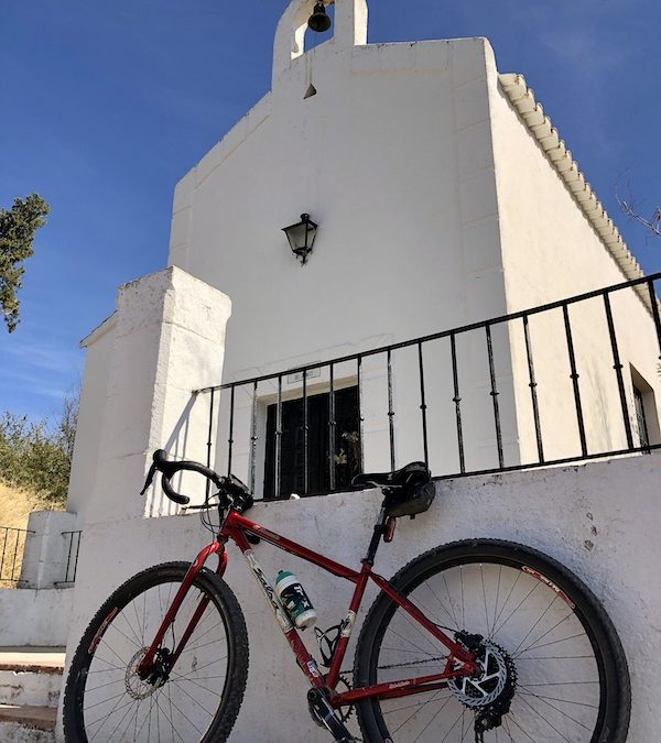 4 Short (ish) gravel rides around Granada
