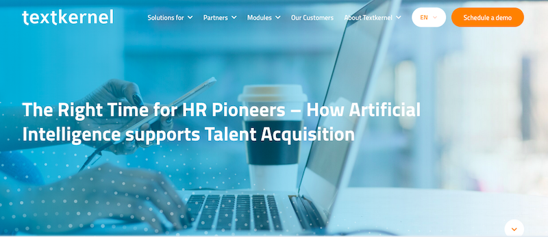 How Does AI Support Talent Acquisition